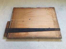 Drawing board & Tee square