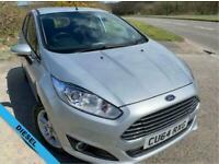 2015 Ford Fiesta 1.5 ZETEC TDCI 5d 74 BHP ** DIESEL....NEW MODEL....YES ONLY COV