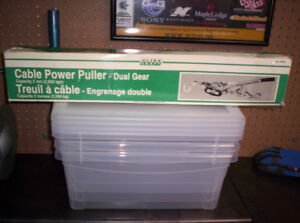 CABLE POWER PULLER