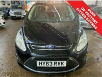 2013 63 FORD GRAND C-MAX 1.6 ZETEC TDCI 5D DIESEL 7 SEATER FREE DELIVERY