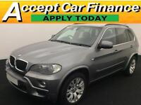 BMW X5 FROM £83 PER WEEK!