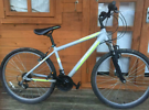 "Ammaco Denver mountain Hybrid bike. 18"" frame. 26"" wheels Fully Workin"