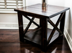 SALE RECLAIMED WOOD CONSOLE KITCHEN ISLAND ENTRANCE TABLE