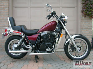 1983 - 1984 Honda Shadow 750