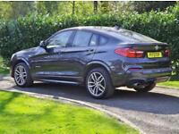 BMW X4 2.0 Xdrive20d M Sport DIESEL AUTOMATIC 2015/15