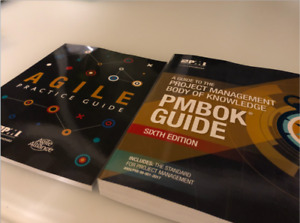 PMBOK Guide and Agile Practice Guide 6th edition brand new