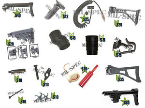 Paintball upgrades add-ons accessories