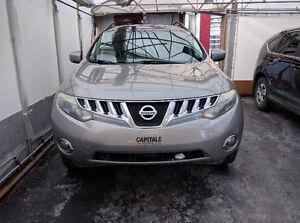 2009 Nissan Murano SL VUS