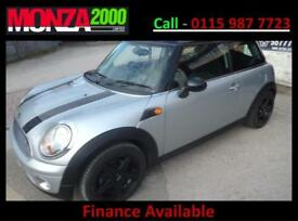 MINI MINI 1.6 ( 120bhp ) COOPER WARRANTY NIL DEPOSIT FINANCE AVAILABLE