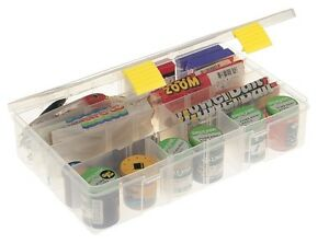 Handy Storage 'Hobby'  Box with Adjustable Dividers - NEW