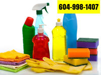Affordable & Quality House Cleaning Service