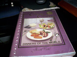 Company's Coming Dinners of the WORLD