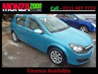 VAUXHALL ASTRA 1.8i AUTOMATIC CLUB 29K MILES ONLY FINANCE WARRANTY STUNNING