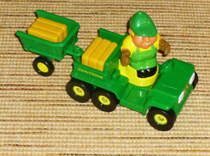 ✪ RC2 John Deere Farm Utility Vehicle Set