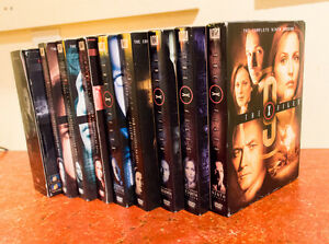 X Files DVDs. Complete Collection.
