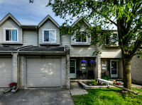 SPACIOUS TOWNHOUSE BACKING ONTO GREEN SPACE