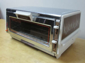 Vintage 1990's Proctor Silex Meal Maker 2 Toaster Oven