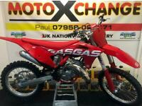 2021 GAS GAS MC 125...£6495...0.1 HOURS...ONLY STARTED...MOTO X CHANGE