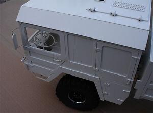 MAN Kat1 Innenausstattung 1:12 CROSS-RC Trial Truck CNC Frässatz