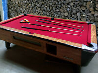 Valley Pool Table - Full Slate