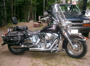 heritage softail for sale or consider trade