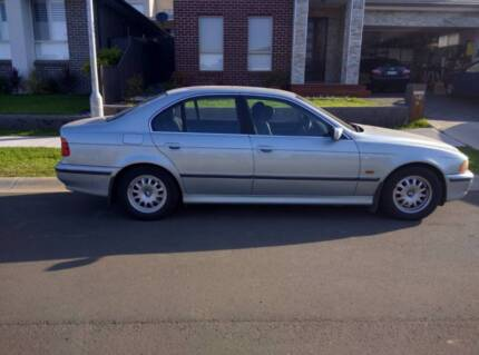 WRECKING BMW 528i Auto 1998 E39 now Selling CHEAP parts fron $10. Denham Court Campbelltown Area Preview