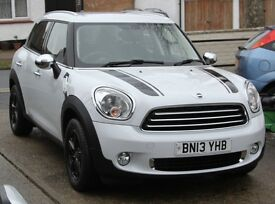 MINI Countryman 1.6I 16V ONE (white) 2013