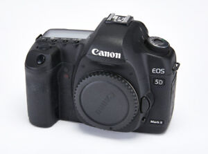 Canon 5d markII with grip and extras
