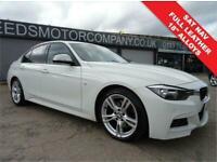 2014 14 BMW 3 SERIES 3.0 330D M SPORT 4D 255 BHP DIESEL