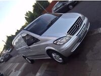 MERCEDES VITO 111 CDI COMPACT - AUTOMATIC - FULLY LOADED - 1 YEAR MOT