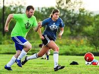 Coed Outdoor Drop-In Soccer