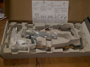 Brand New Kohler K-16232-4-BN Margaux Widespread Lavatory Faucet