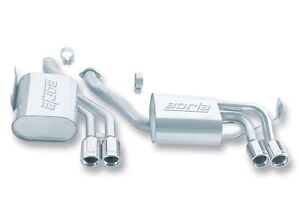 Borla 140034 Cat-Back Exhaust S-Type for 2001-2006 BMW M3