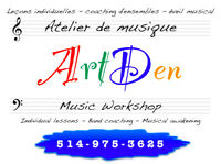 Private Music Lessons - piano, guitar, ear training