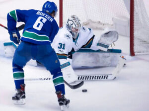 RARE! 1,2,3,4,5 TIX IN A ROW! CHEAP CANUCKS vs SAN JOSE SHARKS!