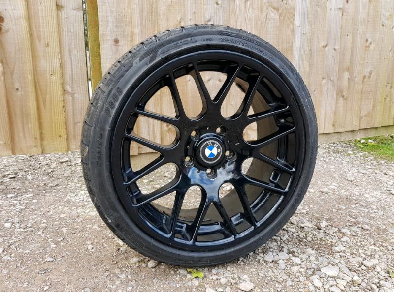 18 Inch BBS RC Style BMW Alloy Wheels 5x120 M3 Models E90