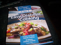 Company's Coming  2 in 1 Easy Diabetic Cooking