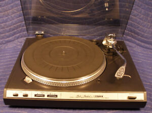 Table-tournante FISHER MT-6320 Direct Drive Turntable