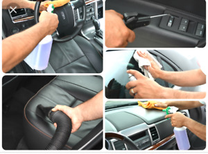 Experienced Auto detailer in Libau.Mb