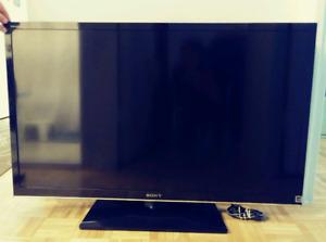 Television sony 42 pouce plus un apple tv pour 50$ de plus