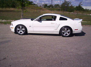 2006 Ford Mustang GT Coupe (2 door) SUPERCHARGED Kitchener / Waterloo Kitchener Area image 3