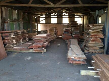 Large variety of Timber Slabs - Beautiful Grain - Natural Edges Austral Liverpool Area Preview