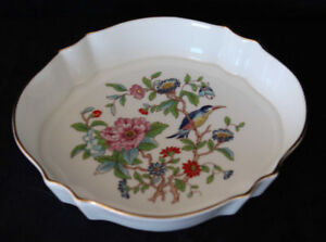 AYNSLEY  - CHATSWORTH TRAY - PEMBROKE