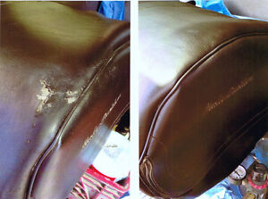 Vinyl & Leather repair and re-dyeing Kingston Kingston Area image 6