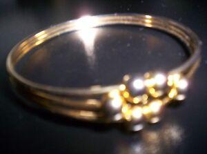 gold colored  bracelet (new)