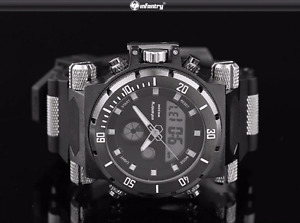 Mens Infantry watch tactical