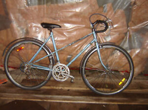 1950s to 70's bikes cruiser's ,12 to  21 speed road bikes&more