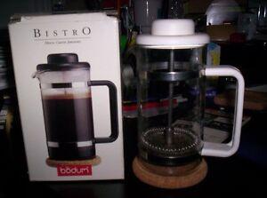Bodum Bistro coffeemaker ot teamaker for 3 cups(new)