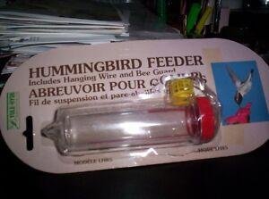 beautiful hummingbird feeder