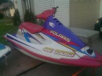 great fast running jet ski